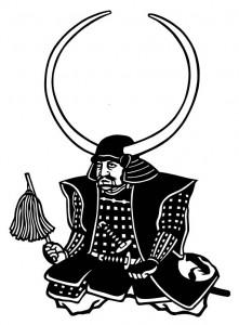 黒田八虎 黒田三左衛門(黒田美作一成)  2014/02/09 | category:きりえ,