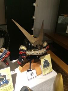 コスメイト行橋 黒田二十四騎 兜展示04